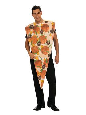 Slice of Pizza Costume