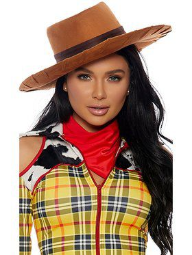 Adult Playtime Sheriff Hat
