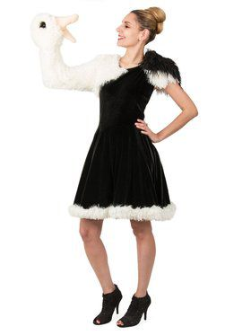Adult Puppet Pals Ostrich Costume