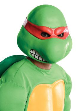 Adult Raphael Overhead Latex Mask