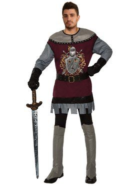 Adult Regal Knight Costume