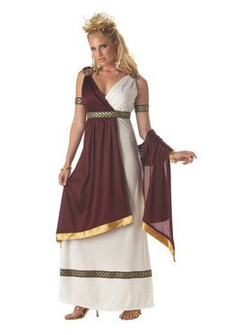 Adult Roman Empress Costume  sc 1 st  BuyCostumes.com & Greek and Roman Costumes - Halloween Costumes | BuyCostumes.com