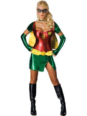 Adult Sexy Robin Costume