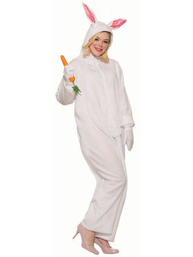 Adult Simply A Bunny Costume
