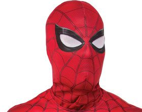 Spider-Man Costume Hood for Adults
