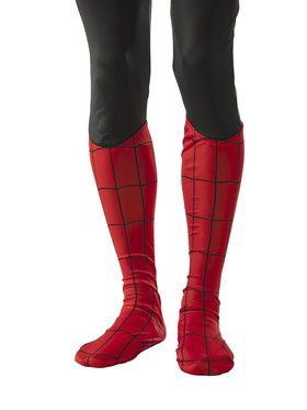 Spider-Man Adult Marvel Universe Boot Top