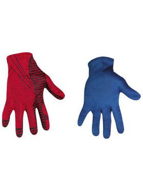 Spider-Man Movie Costume Gloves for Adults
