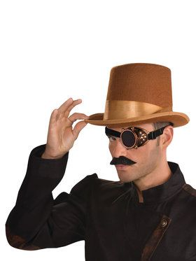 Steampunk Adult Monocle Goggles