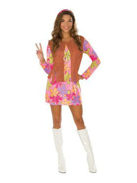 Adult Sunshine Hippie Costume