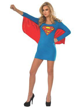 Adult Supergirl Wing Dress