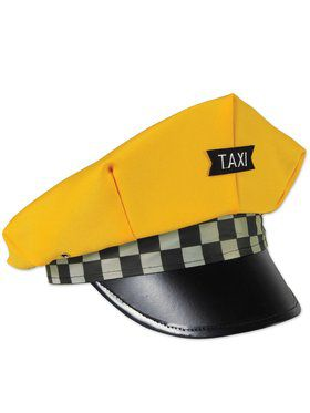 Adult Taxi Hat