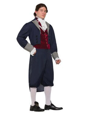 Adult Thomas Jefferson Costume
