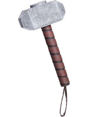 Adult Thor Movie Hammer