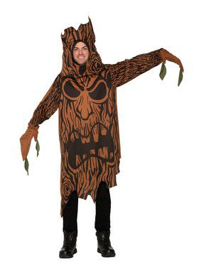 Adult Tree Tunic Costume
