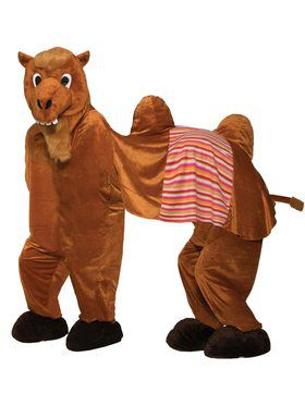 Two-Man Camel Costume for Adults
