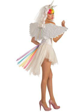 Unicorn Tutu Costume for Adults