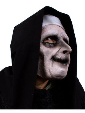 UV Ghostly Habit Adult Mask