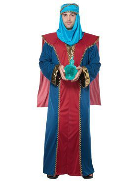 Adult Wiseman Balthasar Three Kings Costume