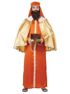 Adult Wiseman Gaspar Three Kings Costume