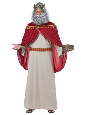 Adult Wiseman Melchoir Three Kings Costume
