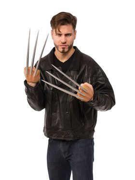 Adult Wolverine Claws