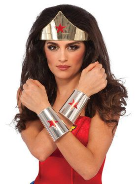 Wonder Woman Costume Kit For Adults