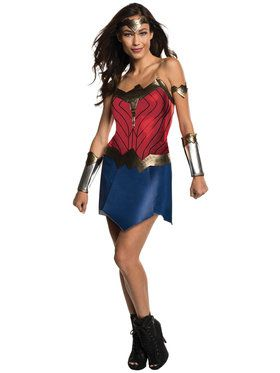 Justice League - Wonder Woman Costume - for Women