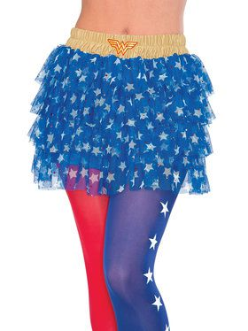Adult Wonder Woman Skirt
