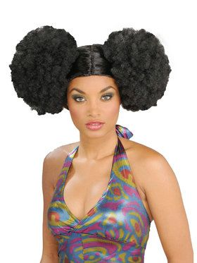 Afro Puff Wig