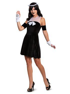 Alice Angel Classic Adult Costume