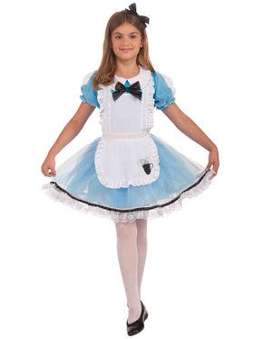 Child Alice Costume