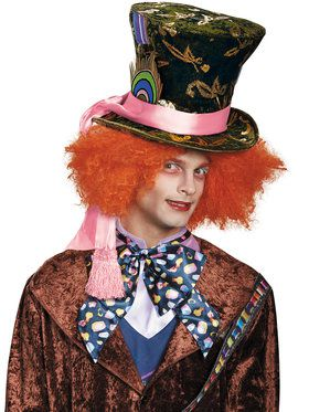 Movie Mad Hatter Costume Ideas