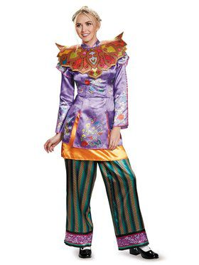 Womens Alice Through The Looking Glass Alice Costume