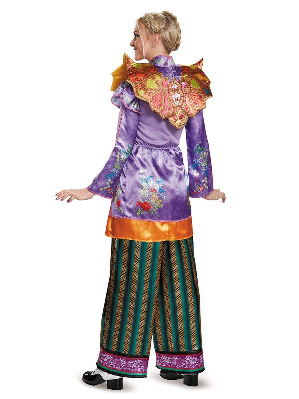 Womens Alice Through The Looking Glass Alice Costume -5530