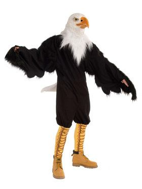 American Eagle Adult Costume