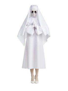 American Horror Story - The White Nun Adult Costume