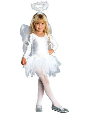 Angel Baby Costume Ideas
