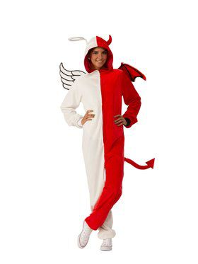Angel/ Demon Comfy Wear Adult Costume