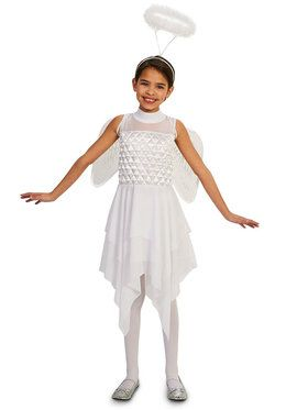Angelic Angel Child Costume
