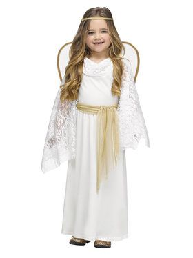 Angelic Miss Toddler Costume 2T