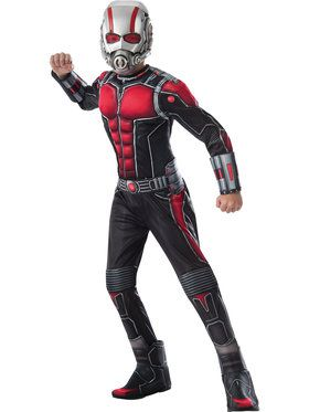 Antman Deluxe Boys Costume