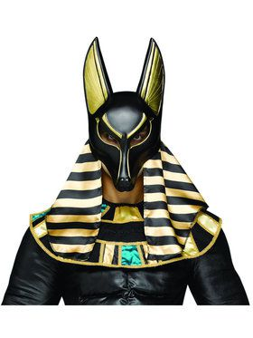 Anubis Mask Adult