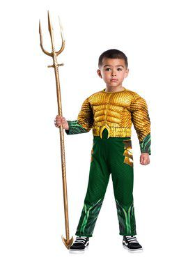 Toddler's Aquaman Costume