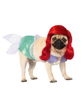 Disney The Little Mermaid Ariel Pet Costume