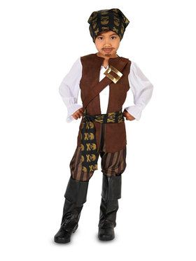 Arrrgh Pirate Toddler Costume