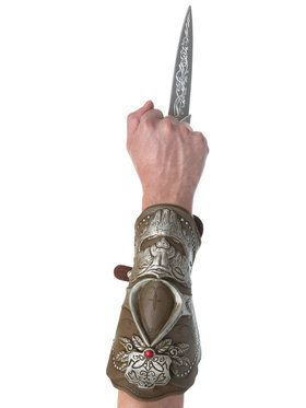Assassin's Creed Ezio Bladed Gauntlet Accessory