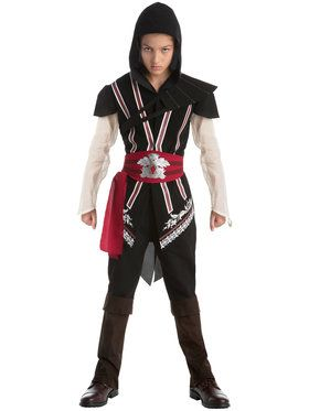 Teen's Classic Assassin's Creed Ezio Costume