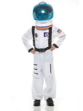 Astronaut Boy's Child Costume