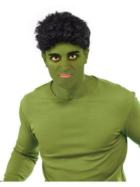 Avengers: Age of Ultron Adult Hulk Wig