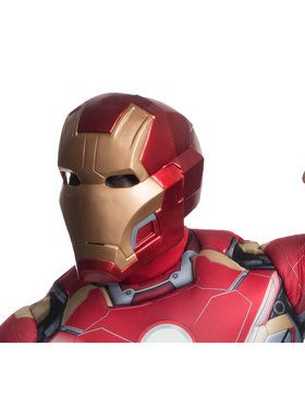 Avengers: Age of Ultron Adult Iron Man 2018 Halloween Masks